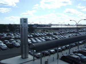 Parking at JFK Airport