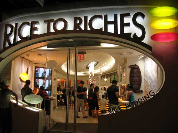 Review – Rice To Riches – An Awesome Dessert Place