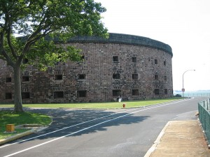 Castle Williams Governors Island New York City