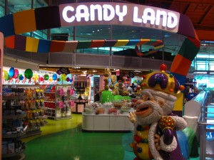 Toys R Us Times Square Candy Land
