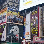 New York Broadway Shows 2013 - Currently Playing