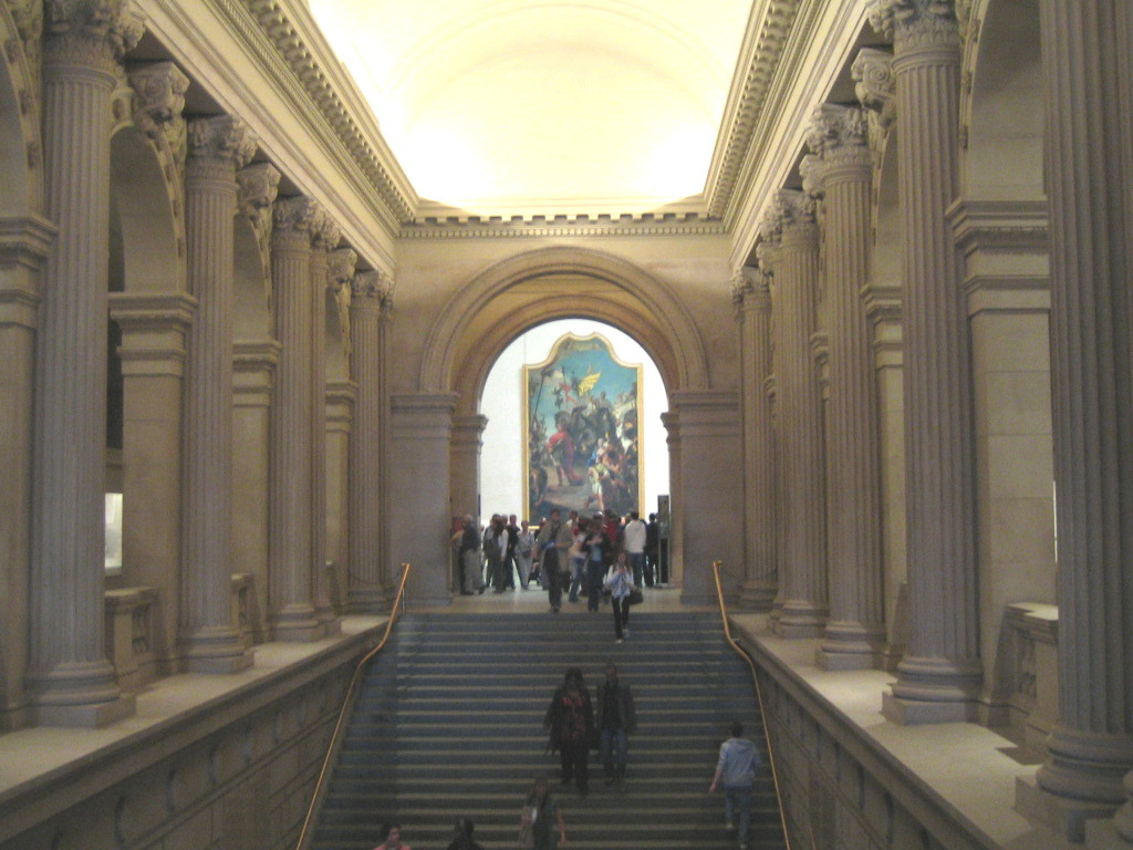 The metropolitan museum of art met ny what to do for Museum of art metropolitan