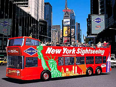 The New York Hop-On, Hop-Off Tour gives you the flexibility to see famous New York attractions at your own pace. Hop off at Empre State Building, One World Trade Center, Central Park, and more! All New York attractions are just a short walk from one of the tour's many stops/5(K).