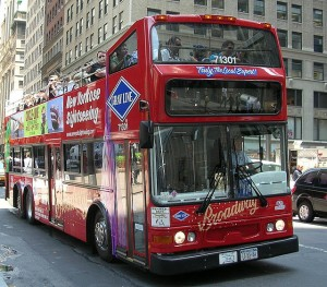 New York Hop On Hop Off Buses