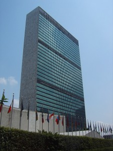 United Nations Building - UN Building - UN Headquarters (HQ)