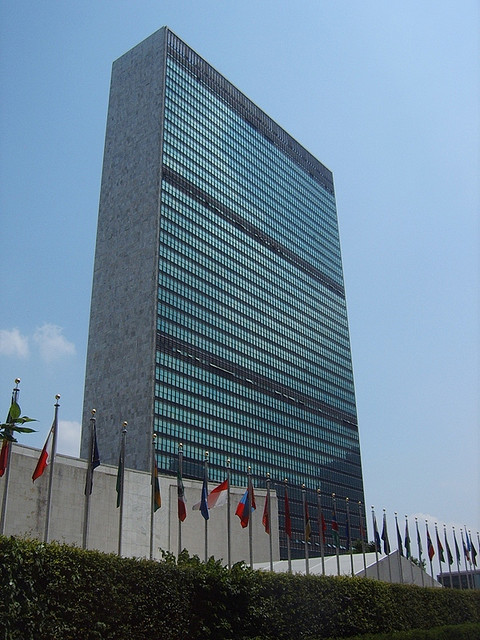 United Nations Building / Headquarters – UN HQ
