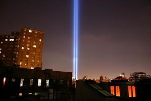 WTC - Tribute in Light