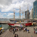 South Street Seaport - Museum, Market, Shopping Mall and Harbor Cruises