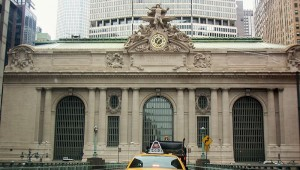 Grand Central Terminal Building Exterior