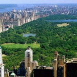 Central Park in New York City NYC