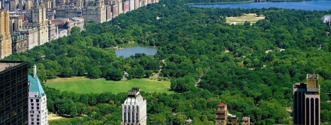 Central Park – The Lungs of New York City