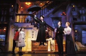 Mary Poppins Broadway Musical - The Family