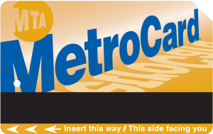 New York Citys MetroCard for Use in Subway Trains and MTA Buses