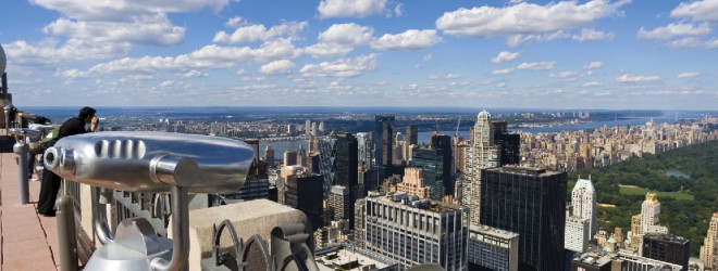 Top of The Rock Observation Deck Visitors Guide and Review