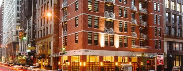 Hotel Giraffe Review – New York City Hotel Review