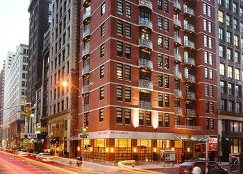 Hotel Giraffe Review - Review of Hotel Giraffe