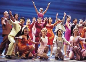 The Cast of Mamma Mia!