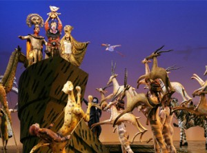 Broadway Show - The Lion King