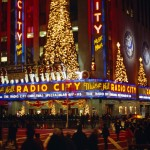 Radio City Music Hall Christmas Dusk