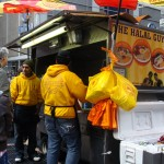 New York Chicken and Rice - The Halal Guys - Gyro and Chicken Street Cart