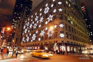 New York Stores Dress Up for Christmas / Holidays - 1