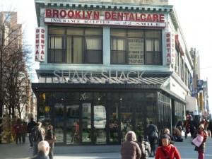 Shake Shack Brooklyn Location