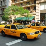 Taxis and Cabs in New York City