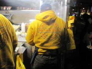 The Halal Guys - Their Uniform