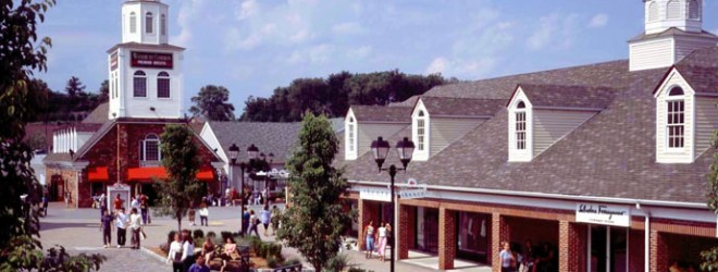 Woodbury Common Premium Outlets – An Outlet Mall Near NYC