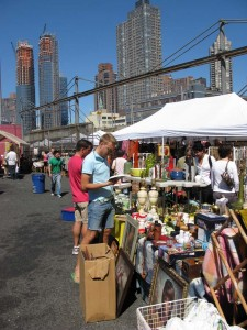 Finding Hidden Gems at New York City's Flea Markets