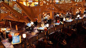 Inside the Mohegan Sun Casino