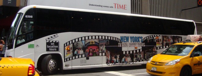 Movie Tours New York City – TV Tours New York City