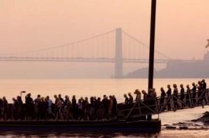 Nautica Triathlon in New York City