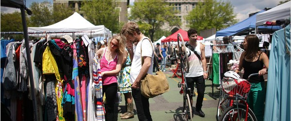 New York City Flea Markets, Farmers Markets and Artisan Markets
