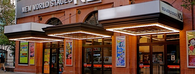 Off Broadway Shows in New York City