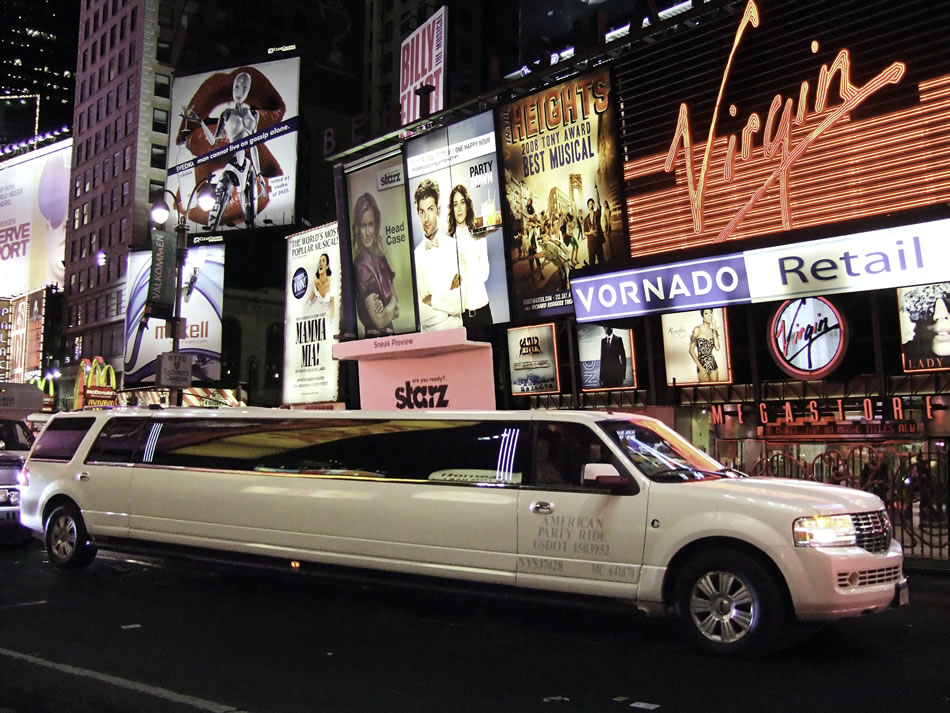 NYC Limousine® The Official Website - Limo Service NYC ...